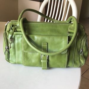 100% Genuine Leather Fossil bag